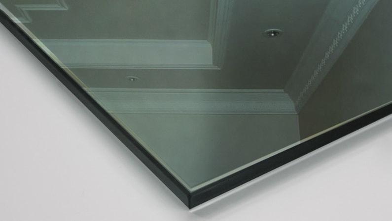 Зеркало декоративное тонированное Grey (графит)