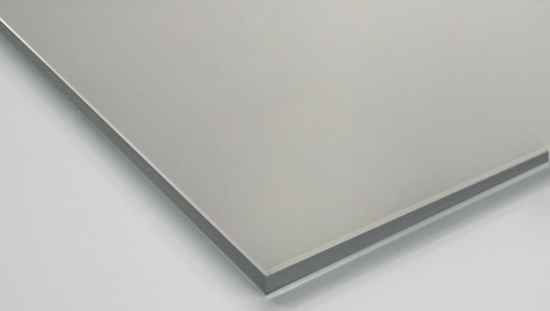 Зеркало декоративное тонированное Grey mat (графит матовое)