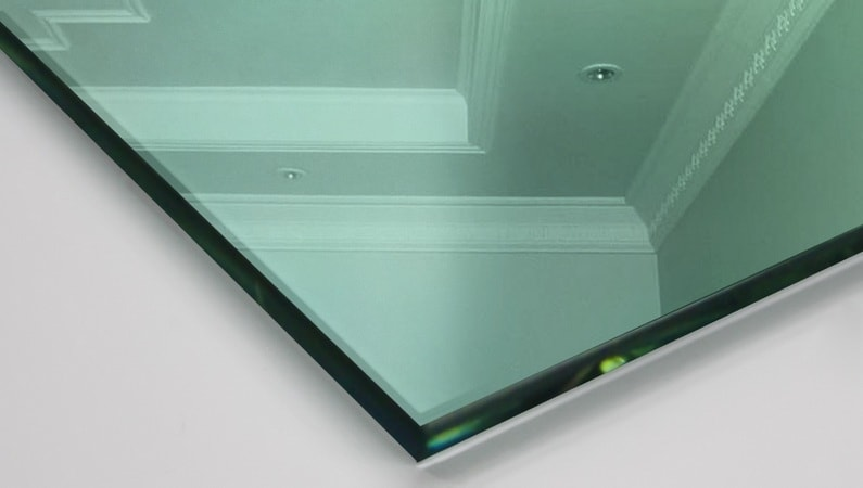 Зеркало декоративное тонированное Green (зеленое)