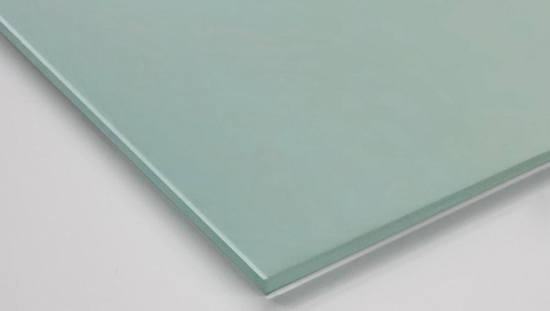 Зеркало декоративное тонированное Green mat (зеленое матовое)